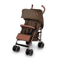 Ickle Bubba Discovery Prime Stroller - Rose Gold - Khaki