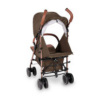 Ickle Bubba Discovery Stroller - Rose Gold - Khaki